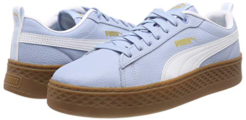 White 01 Scarpe Ginnastica Vt Blu Platform Smash cerulean Donna Basse Da puma Puma wapZPS7qW