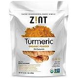 Zint Organic Turmeric Powder: Raw Turmeric Curcumin Supplement Spice,...