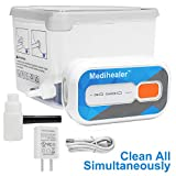 Cleaner and Sanitizer Kit for All CPAP 22mm Tubing Machines, Cleanning Hose, Mask & Machine Simultaneously, Sanitizing Equipment Supplies
