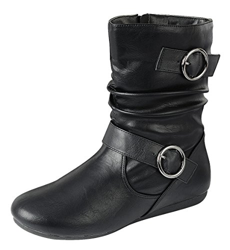 3/4 Inch Heel Womens Shoe - 9