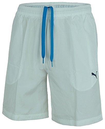 - Puma Beach Short Men's Bermuda Board Shorts White, Sizes:L