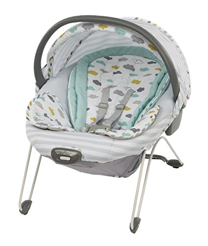 Graco Glider Elite Swing Clouds