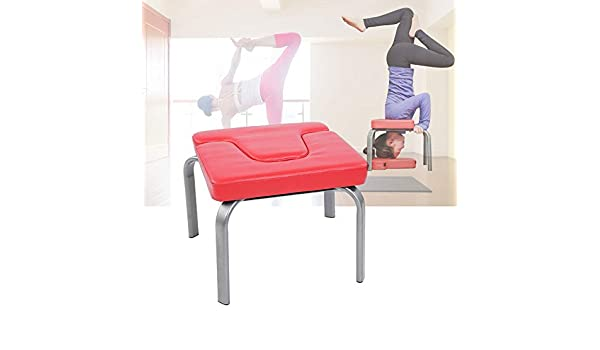 Amazon.com : Ejoyous Yoga Headstand Bench, Yoga Inversion ...