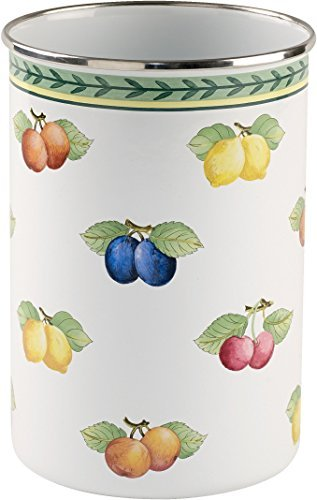Villeroy U0026 Boch French Garden Enamel On Steel Utensil Holder