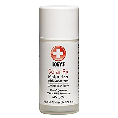 Keys Solar Rx Broad Spectrum SPF 30 Sunblock 3.4oz lotion by Keys Care