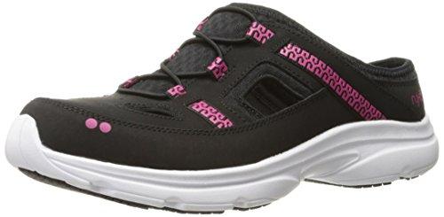 Ryka Frauen Tisza Athletic Sandale Schwarz / Pink