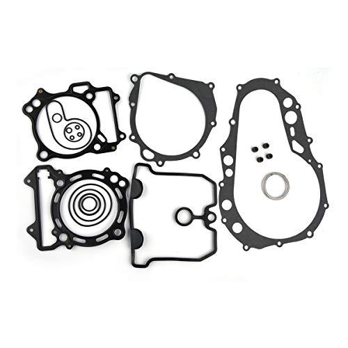 (Complete Gasket Kit Top & Bottom End Engine Set for DVX 400 KFX 400 Z400)