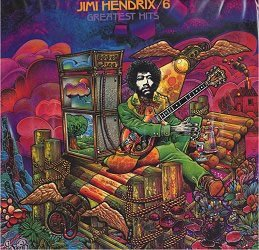 Jimi Hendrix - Greatest Hits / 6 Lp - Zortam Music