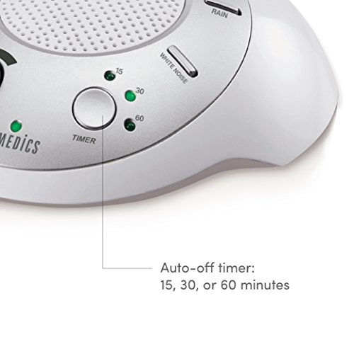 Homedics White Noise Sound Machine Ss 2000 Buy Online In
