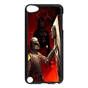 Custom High Quality WUCHAOGUI Phone case Star Wars Pattern Protective Case FOR Ipod Touch 5 - Case-3
