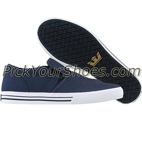 Supra Cuban 1.5 (navy canvas) q87SnrZeh