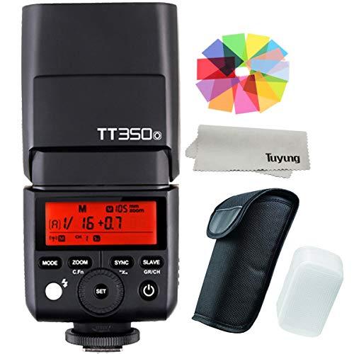 Godox TT350o 2.4G TTL HSS 1/8000s Speedlite Flash for Olympus E-P5 E-P3 Pen-F E-M10II E-M5II E-M1 E-PL8 Panasonic DMC-GX85 DMC-G7 DMC-GF1 DMC-LX100 Cameras