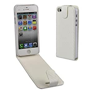 QYF iPhone 5/iPhone 5S compatible Graphic Full Body Cases , White