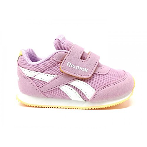Reebok Mädchen Gymnastikschuhe Pink Moonglow/White Moonglow / White