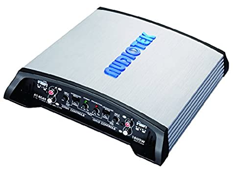 Audiotek At804S 4 Channels Class Ab 2 Ohm Stable 1000W Stereo Power Car Amplifier (Auto Tek Car Amp)