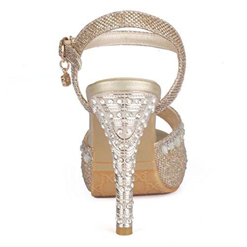 Caviglia Donna Cinturino Alla Atyche Gold con Ctq0SS
