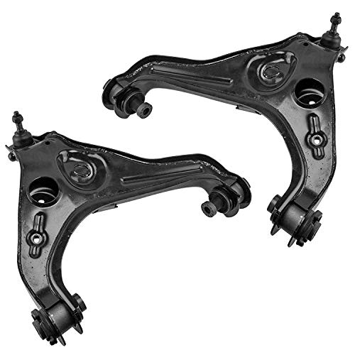 Detroit Axle - Pair (2) Front Lower Control Arms w/Ball Joint for 2009 2010 2011 2012 2013 Ford Expedition/F-150 Truck/Lincoln Navigator