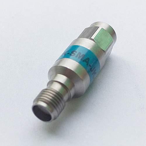 2W SMA male to SMA female connector DC block 6GHz 50ohm