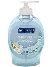 Softsoap Liquid Hand Soap, Fresh Breeze, 221 mL