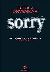 Sorry (Tascabili) (Italian Edition)