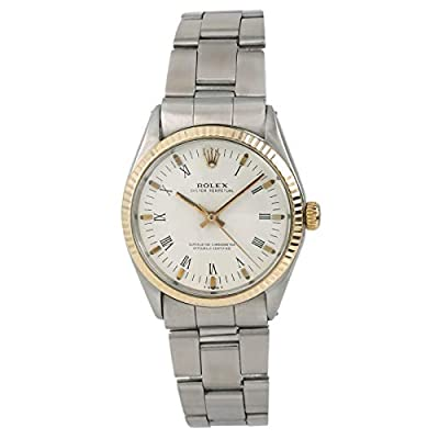 Rolex Oyster Perpetual Automatic-self-Wind Male Watch 1002 (Certified Pre-Owned) from Rolex