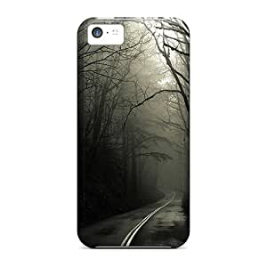 New Premium AccDavid Way Skin Case Cover Excellent Fitted For Iphone 5c