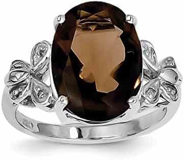 0.02cttw Tanzanite and Diamond Pendant Mia Diamonds 925 Sterling Silver Solid 19mm x 9mm