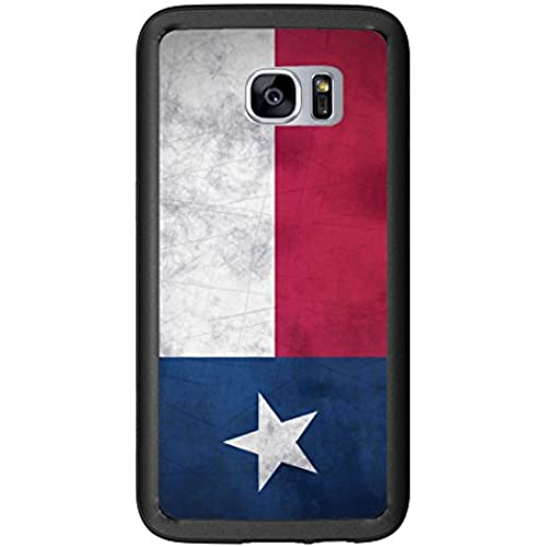 Texas Grunge Flag For Samsung Galaxy S7 G930 Case Cover by Atomic Market Sales