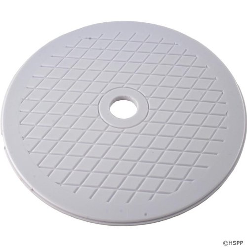 Pentair 513333 White Lid Replacement HydroSkim Pool and Spa Skimmer (Lid Skimmer White)