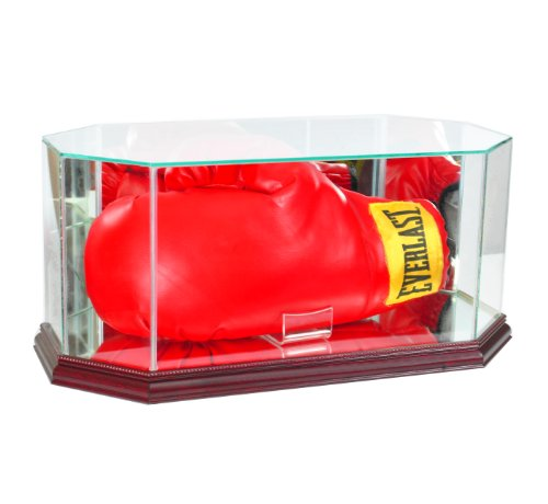 Octagon Boxing Glove Glass Display product image