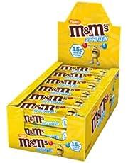 Mars M & M Peanut Hi Protein Bar, 18/Box 18 count
