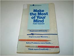 Make the Most of Your Mind (Pan information) by Tony Buzan (1981-01-16)