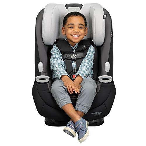 41Aw1Dn6u4L - Maxi-Cosi Pria 3-in-1 Convertible Car Seat, Blackened Pearl