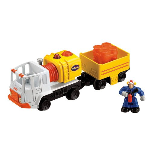 - GeoTrax Lights & Sounds Vehicle with Chugger & Chandler — The Handiest Team