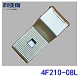 Ochoos 4F210-08L Pneumatic Foot Switch/Locking The Pedal Switch/Valve/Stamped on The Valve Two Five Pedal Valve 1/4'' NPT