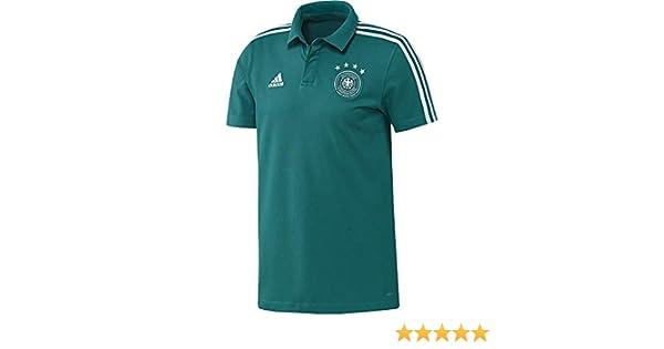 adidas Selección Alemana de Fútbol - Polo Hombre: Amazon.es: Ropa ...