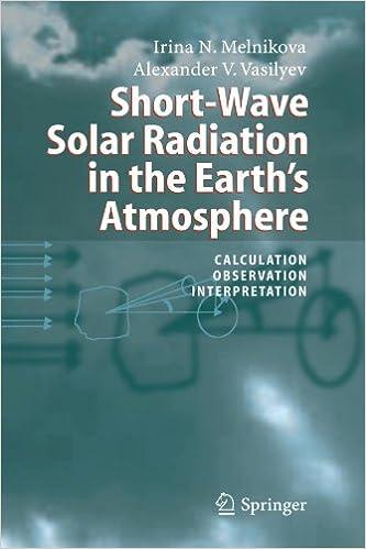 Short-Wave Solar Radiation in the Earth's Atmosphere: Calculation, Observation, Interpretation