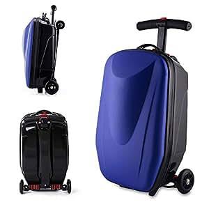 Amazon.com: Maleta plegable con monopatín para el aeropuerto ...