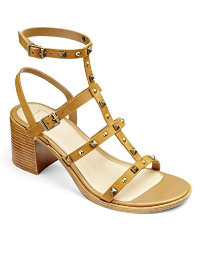 JD Williams Womens Sole Diva Block Heel Sandals Tan a6hISc
