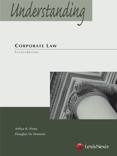 Understanding Corporate Law (The Understanding Series)