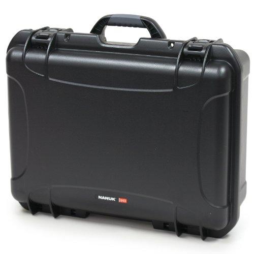Nanuk 940 Case with Padded Divider (Black), Best Gadgets
