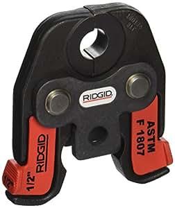 Ridgid 22958 1/2-inch F 1807 Jaw for 100-B Press Tool