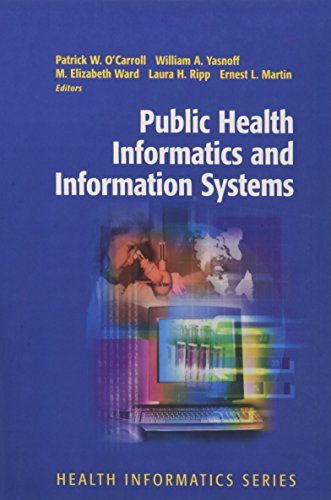 Download Public Health Informatics and Information Systems Pdf