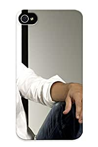 Guidepostee Premium Iphone 4/4s Case - Protective Skin - High Quality Design For Christmas's Gift