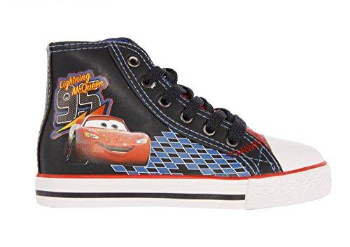Sneaker für Junge DISNEY CA250100 RED-NAVY