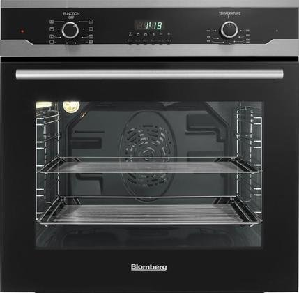 """Blomberg BWOS24202 24"""" Single Electric Wall Oven with 2.3 cu"""