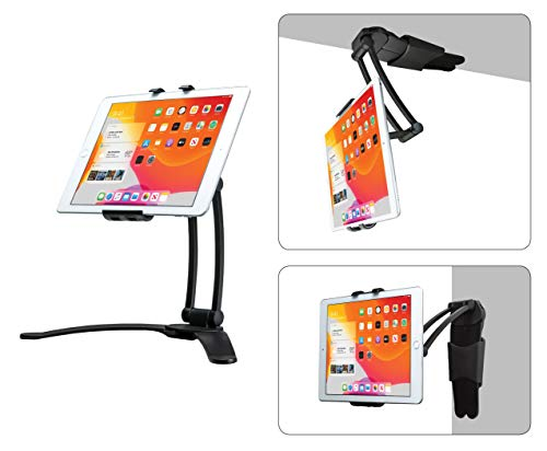 CTA Digital PAD-MJDW Multi-Joint Desk and Wall Mount for Tablets and Smartphones