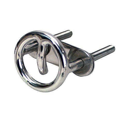 Whitecap Ski Tow 2-1/2'' Stainless Steel by Whitecap