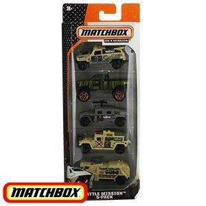 Matchbox, 2016 Military by Matchbox