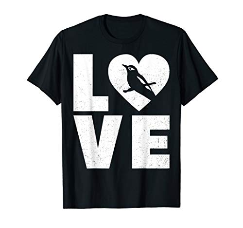 (BALTIMORE ORIOLE in Heart Love T-shirt)